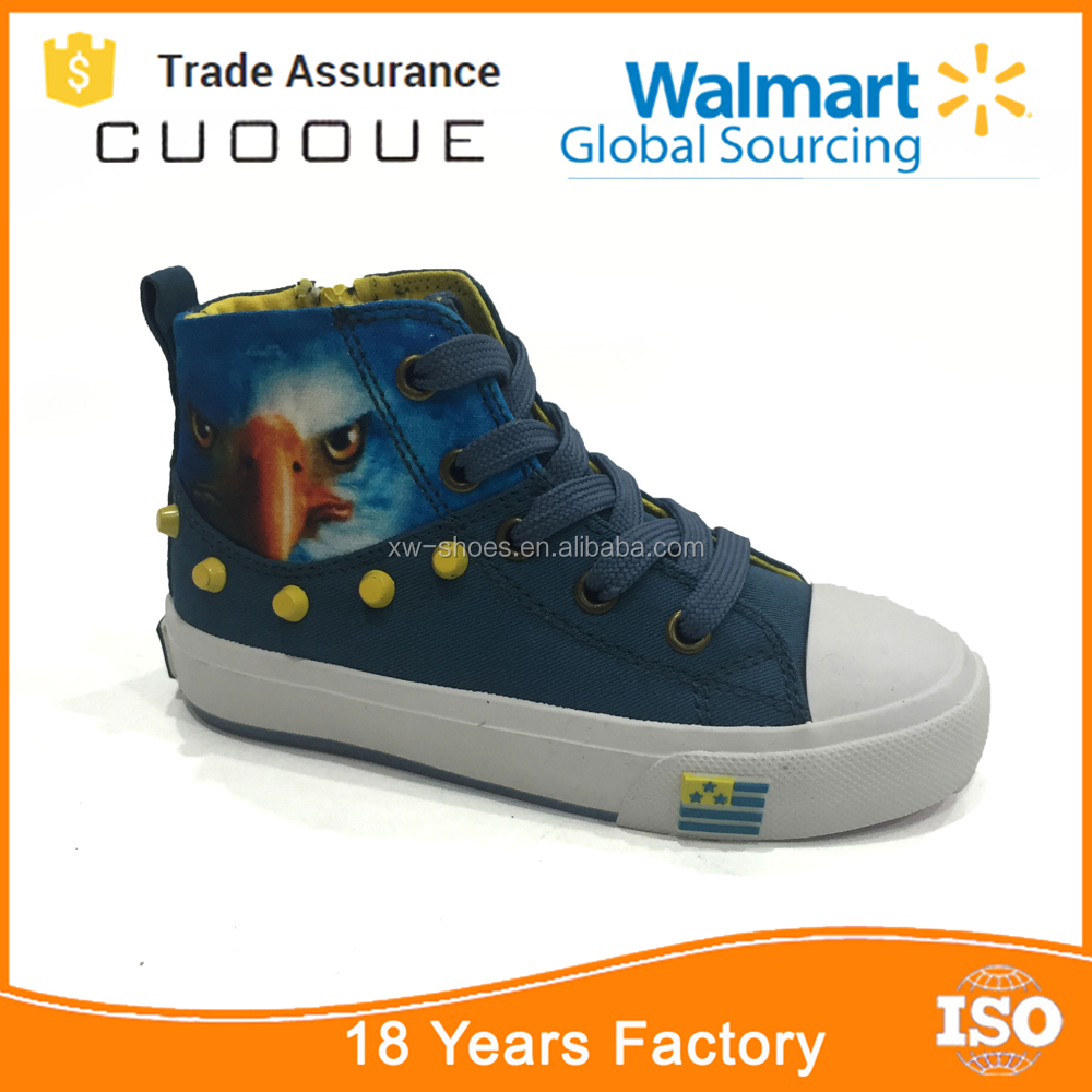 Eagle custom Printed High Cut Kids Footwear