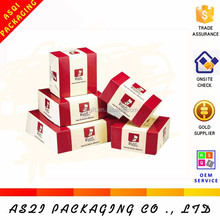 custom decorative sweet food packaging paper cookie packing box for promotion