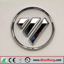 The best advertising 3D coated auto emblems car logo