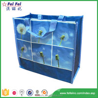 Hot sale promotional cheap foldable reusable shopping bag