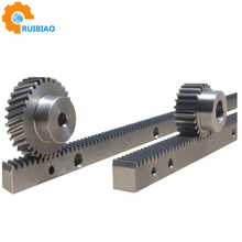 elevator lifting steel plastic Black and galvanized helical small flexible M7 M8 C45 G60 large rack and pinion gears