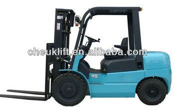 3 ton dual energy LPG GAS forklift truck for sale in Dubai