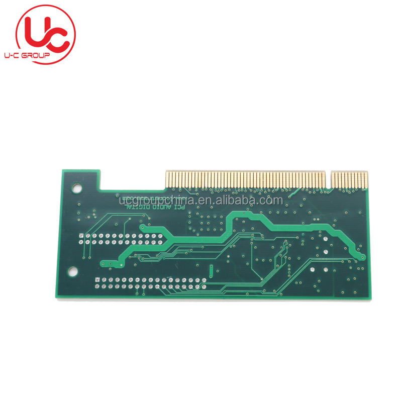 circuit electronic pcb circuit board mounted production project line in ShenZhen