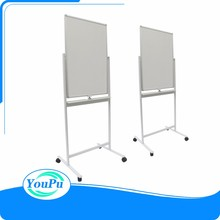 High quality mobile magnetic white board stand