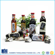 Wholesale various combination delicious fish sauce halal