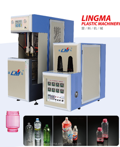 injection preform mold hot filling bottle stretch blow molding machine