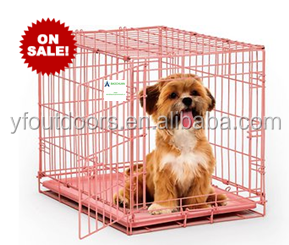 New style wire dog cage carriers