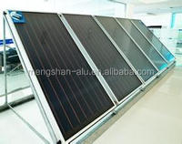 aluminum solar mounting system easy and efficient to instal