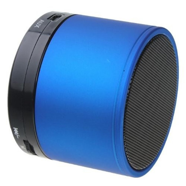 Outdoor Music 3.0 Mini Round Shape Bluetooth Portable Speaker with MIC
