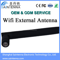 Outdoor wifi wireless antenna customized with U. FL connector factory supply