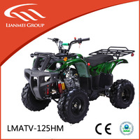 new cheap quads atv 125cc off road buggy with CE/EPA
