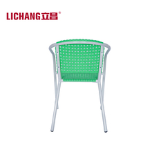 Cheap White Plastic Materials For Weaving Outdoor Chairs and Table XRB-035