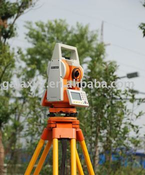 "Total Station Mts-802 Reflectorless 2"" non-prism"