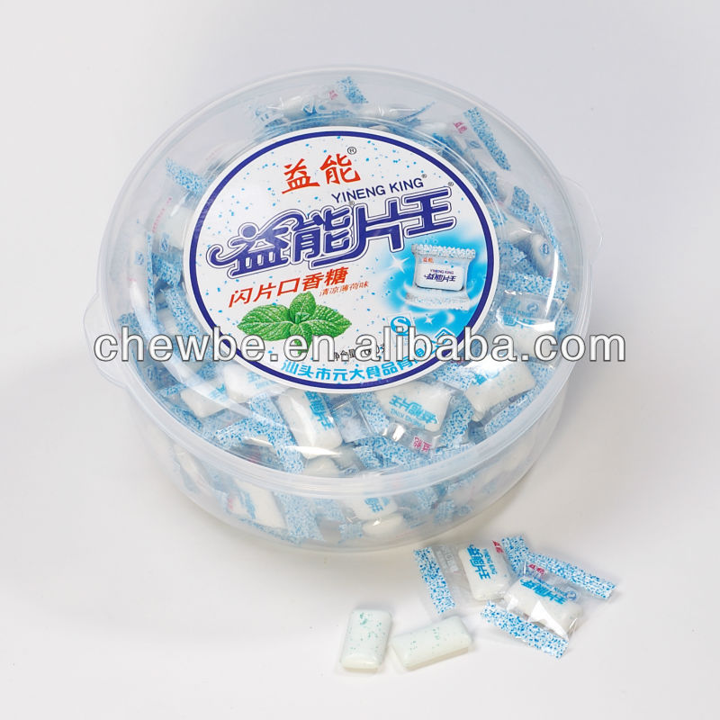 Yineng strong cool mint candy