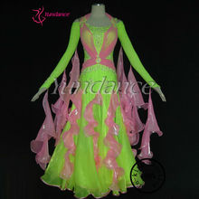 Noble Professional Customizing High-grade Wholesale Exotic Dance Wear B-1194