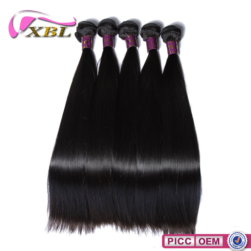 New Design Of Hand Made Weave Hair Straight Weaving