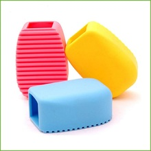 Silicone Mini Handheld Laundry Board Washboard