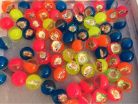 Low price colorful bouncing ball mixed color,