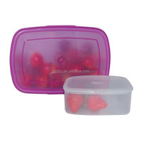 Eco-Friendly plastic crisper and food container