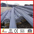 HRB400 steel rebar testing for construction