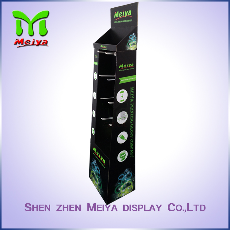 Customization Design retail store wood display stand OEM with high quality