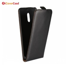 Cellphone Cases Wholesale Vertical Flip Phone Leather Case for Nokia 6 Case Cover Mobile Phone Accessories