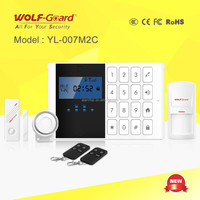 Home GSM Security Alarm Systems For