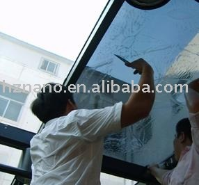 Transparent heat-proof wall paint (oil based solvent)