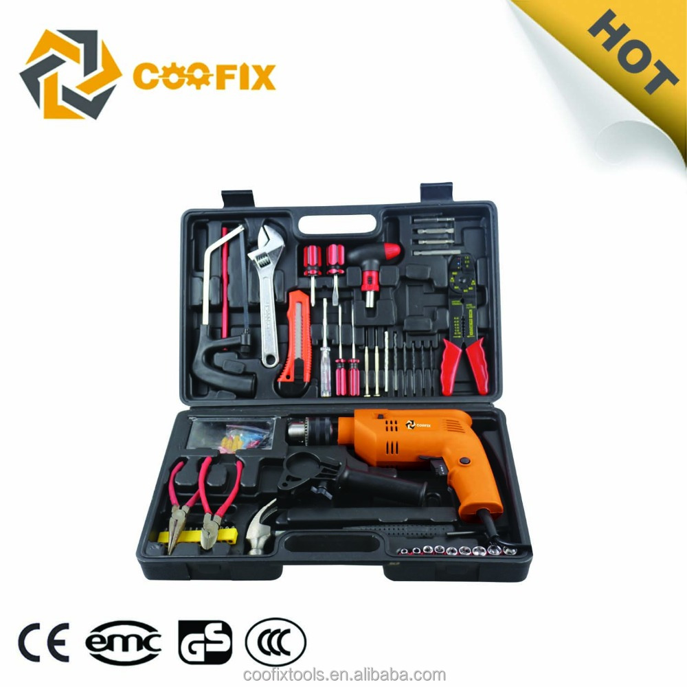 CF4002 245pcs Professional Tool Kits with Electric drill