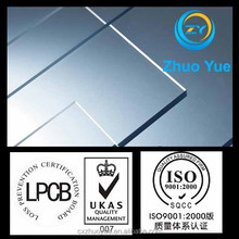 GA-338 cheap solid blue polycarbonate sheet