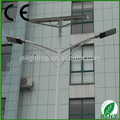 Outdoor 100W 6500K Pure White Light solar LED Street Light with solar power system