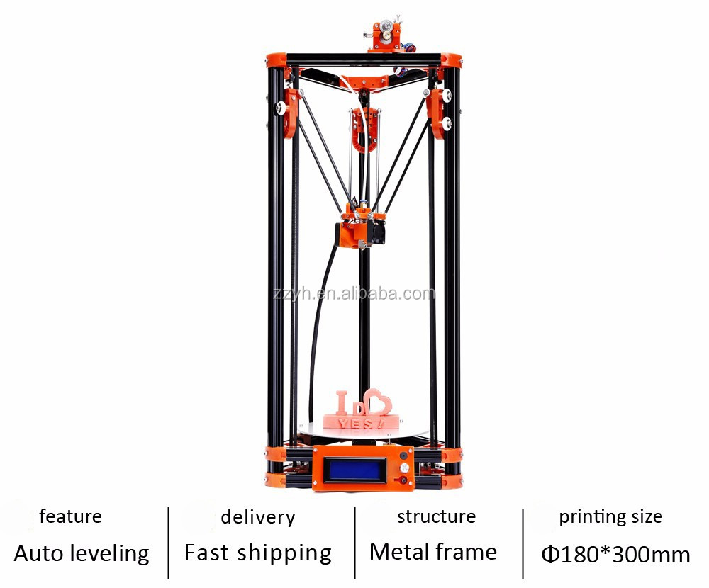 2016 LCD Diy mini 3d printer