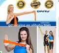 Latex Exercise Sport Custom Printed Resistance Bands loop circular band for any Workout