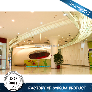 Customized Product GRG (fiberglass reinforced gypsum)