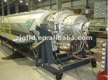 PE PP PPR Pipe Extruder Machine/Plastic Pipe Production Line