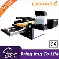 promotion 40*80cm dx7 head flatbed uv printer a2 uv glass printing machine for phone case,glass,metal,KT board,pen,mug