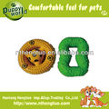 plate shaped latex pet toy,squeaky dog toys