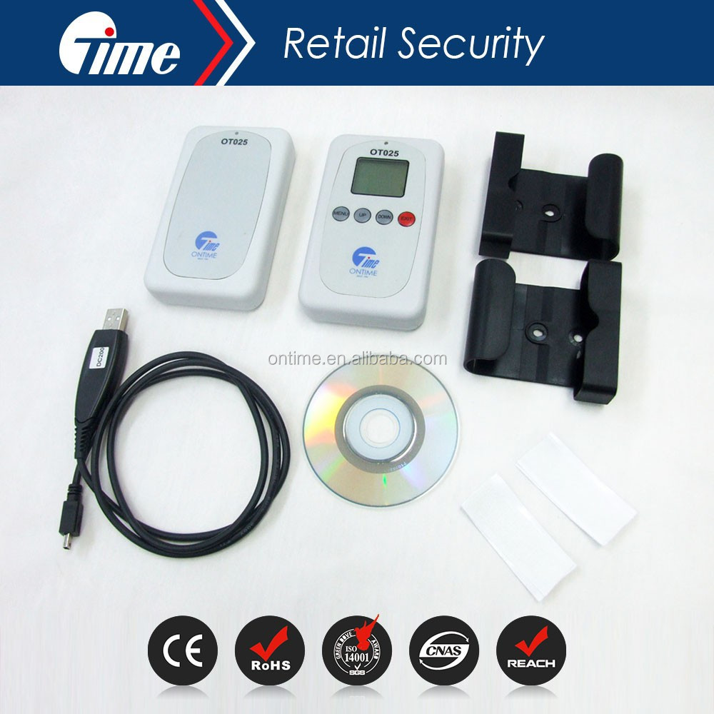 High Light EAS Wireless People Counter IR customer counter device ONTIME OS0027