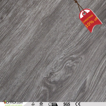 Waterproof and fire proof non-slip eco wood look lvt commercial luxury click lock vinyl plank flooring