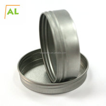 Child-resistant Cap CBD Mints/Gummies Metal Tin Cans Packaging With Custom Design