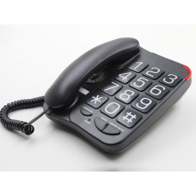 2014 Hot Sales Corded Large Key Telephone Model Digital speaker phone
