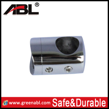 Stainless steel pipe bar holder fitting