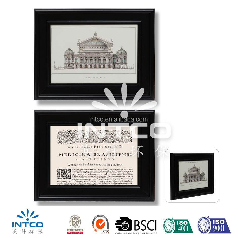 INTCO picture frame manufacturer classic holding photo picture frame