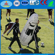 Soccer Sports PVC Inflatable Keeper Dummy