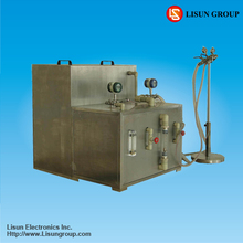 JL-X ipx7 and ipx8 tank pressure testing equipments for electrical equipment waterproof test