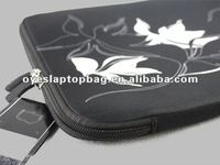 14 inch black neoprene laptop bag laptop sleeve