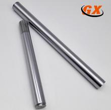 GCr15 Hard polished hydraulic piston rod with chrome for pneumatic cylinder