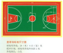 High Quality And Environment Friendly Plastic sports ground