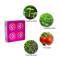 factory promotion wholesale 2012 New Hot Sale apollo 4 led grow light for best flowering and fruiting with full spectrum