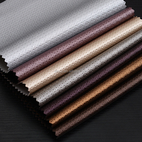 brush backing semi pu leather ,upholstery leather